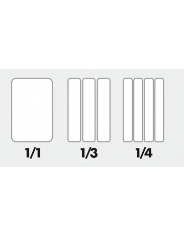 Cuocipasta elett. su mobile trifase, 1 vasca cm 51x30,7x32,7h, capacità 40 lt., cesti esclusi  - cm 60x70,5x90h