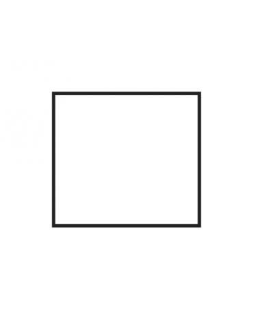Fry top a gas su mobile a giorno14 kw, piastra doppia liscia cromata - piastra cm 76x51  - dim. 80x70,5x90h