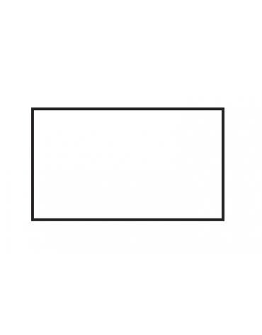 Fry top a gas su mobile a giorno 21kw, piastra doppia liscia cromata - piastra cm 116x51  - dim. 120x70,5x90h