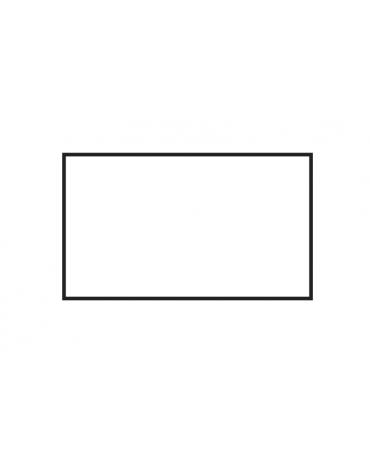 Fry top a gas su mobile a giorno 21kw, piastra liscia cromata cm 116x51, 3 zone di cottura - dim. 120x70,5x90h