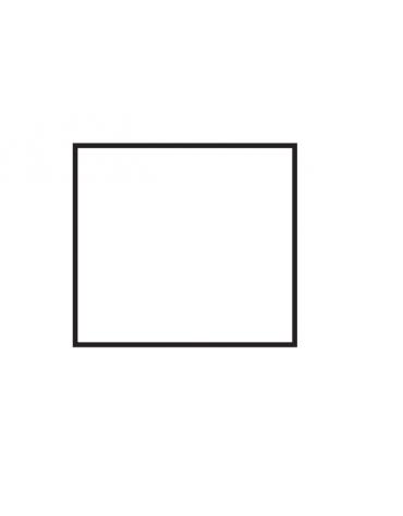 Fry top a gas da banco, 14kw, piastra doppia liscia, superficie di cottura cm 76x51 - cm 80x70,5x28h