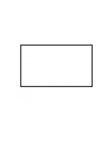 Fry top a gas da banco, 21kw, piastra liscia cromata, 3 zone di cottura cm 116x51 - cm 120x70,5x28h