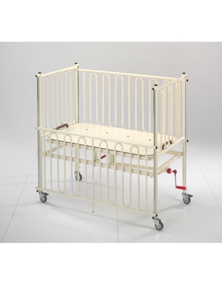 Culla ospedaliera pediatrica per neonato senza carrello - Pipi a letto a 4 anni ...