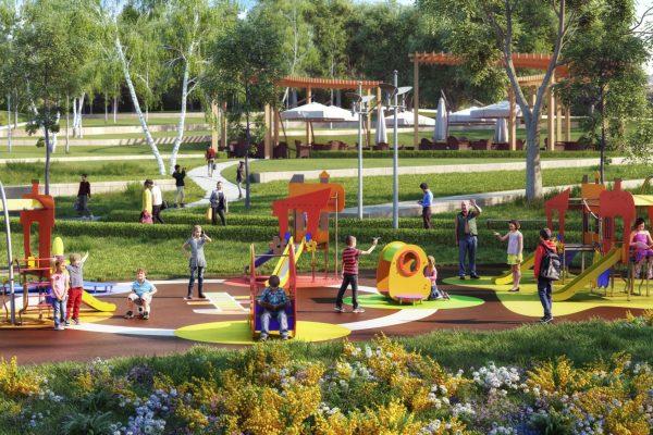 Dina Forniture - Parchi Gioco per bambini