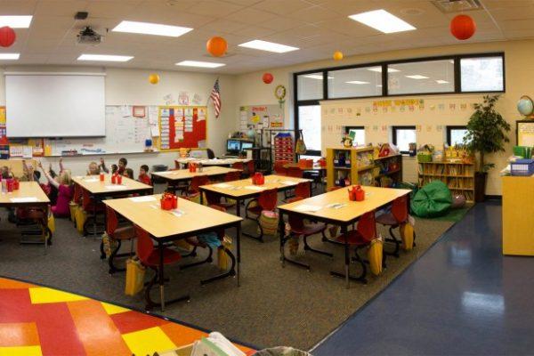Fina Forniture - Progettare un ambiente scolastico