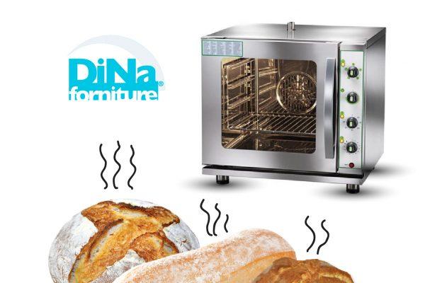 Dina Forniture - Forno a Convenzione