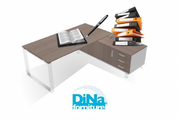 Dina Reception in Ufficio