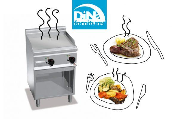 fry top dina forniture