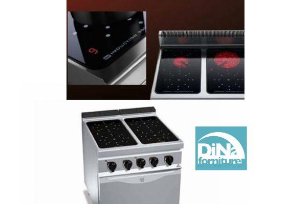 Dina Forniture - Cucine ad infrarosso