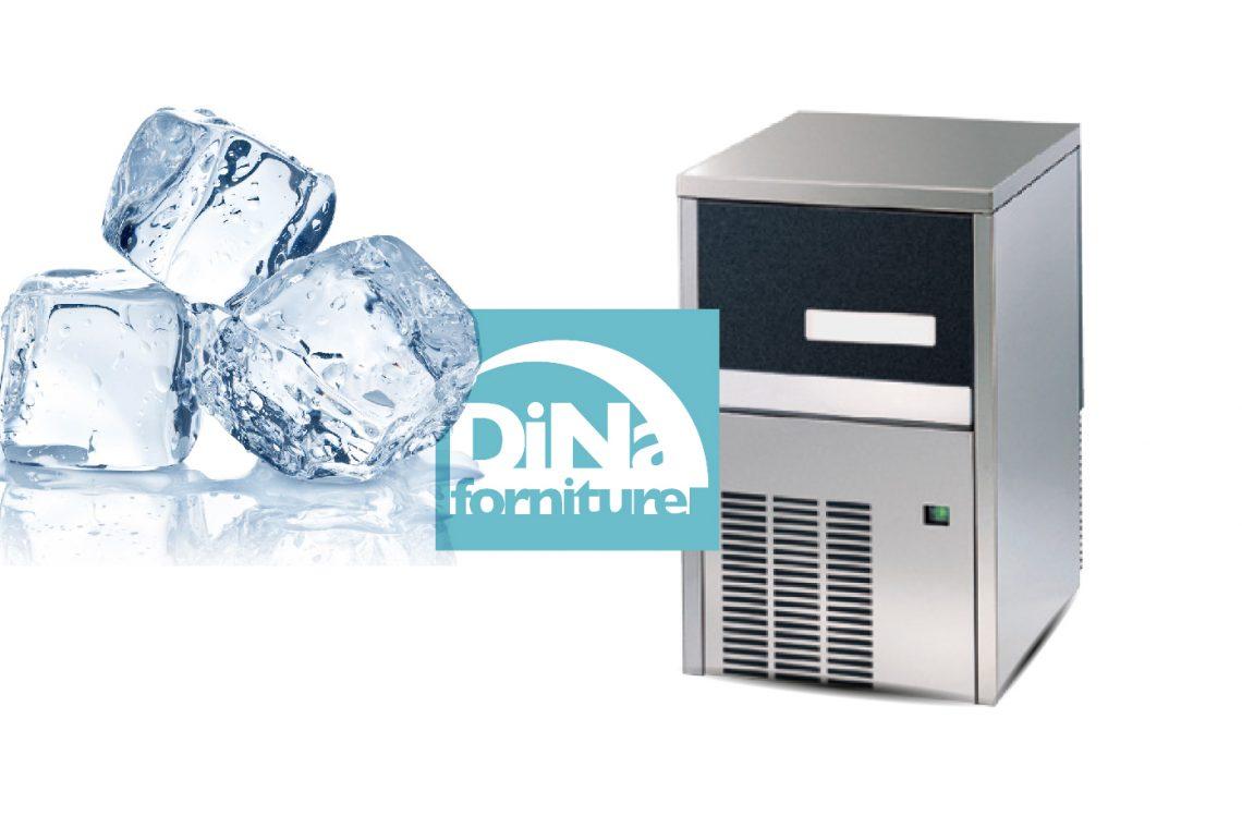 Dina Post - Macchine per il ghiaccio