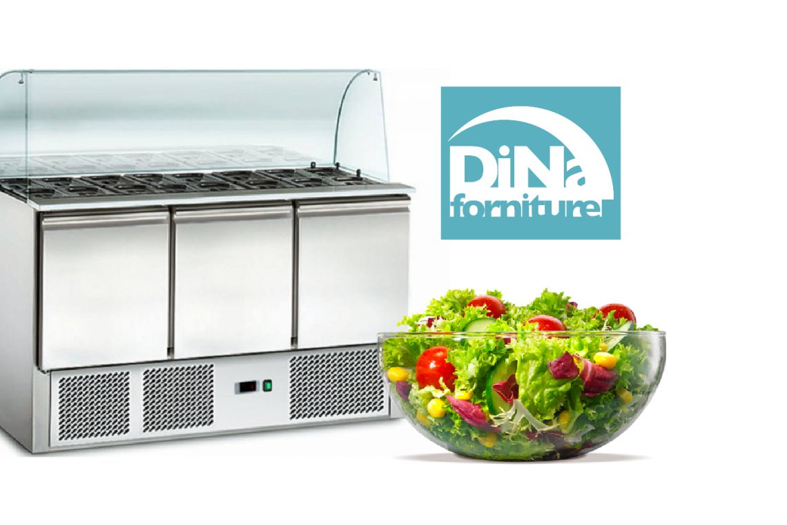 Dina Forniture - Saladette