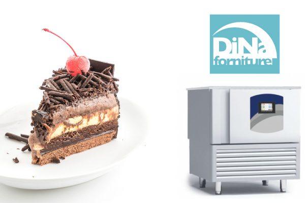 Dina Forniture - Abbattitore di temperatura