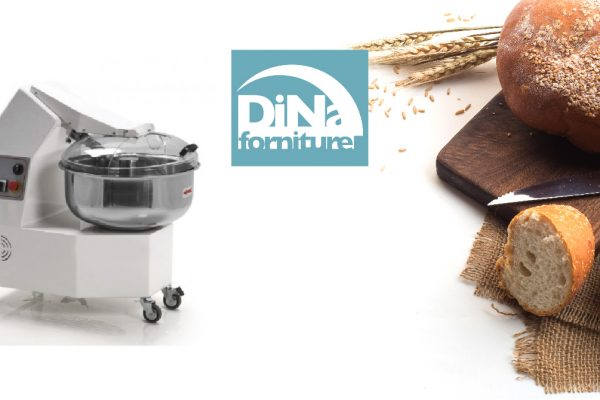 Dina Forniture - Impastatrice a forcella