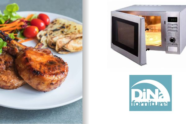 Dina Forniture - Il microonde