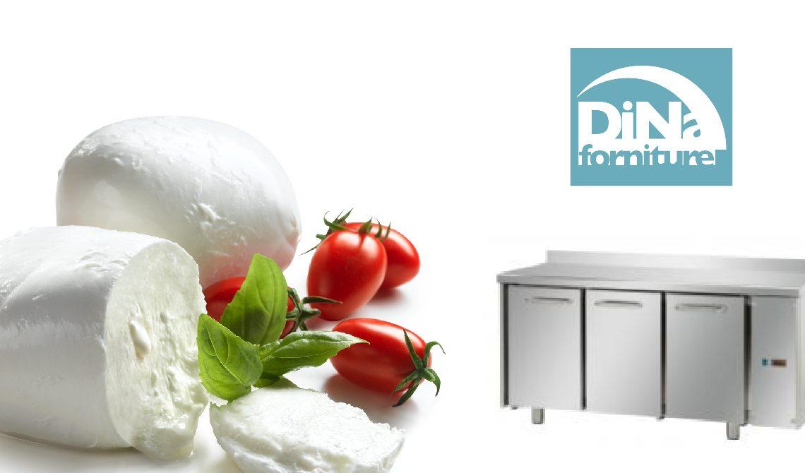 Dina Forniture - Tavolo refrigerato