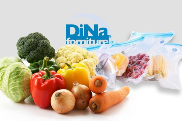 Dina Forniture - Cottura verdure sottovuoto