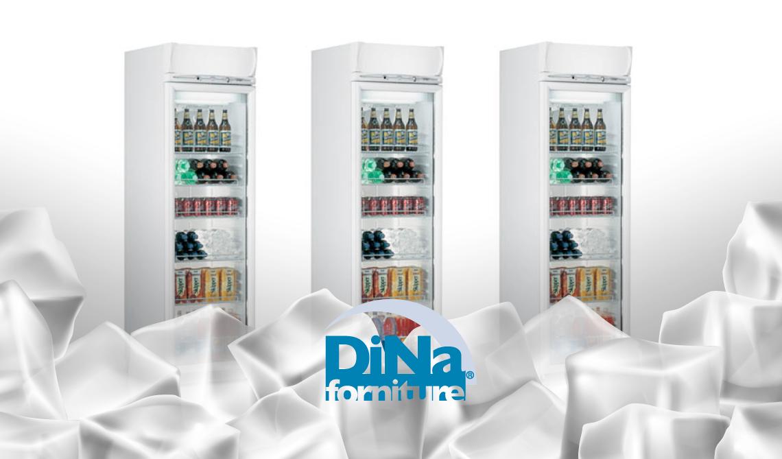 Dina Forniture - Vetrine ed espositori refrigerati