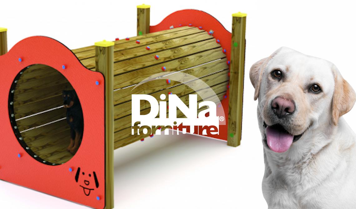 Dina Forniture - Percorsi Fitness per cani