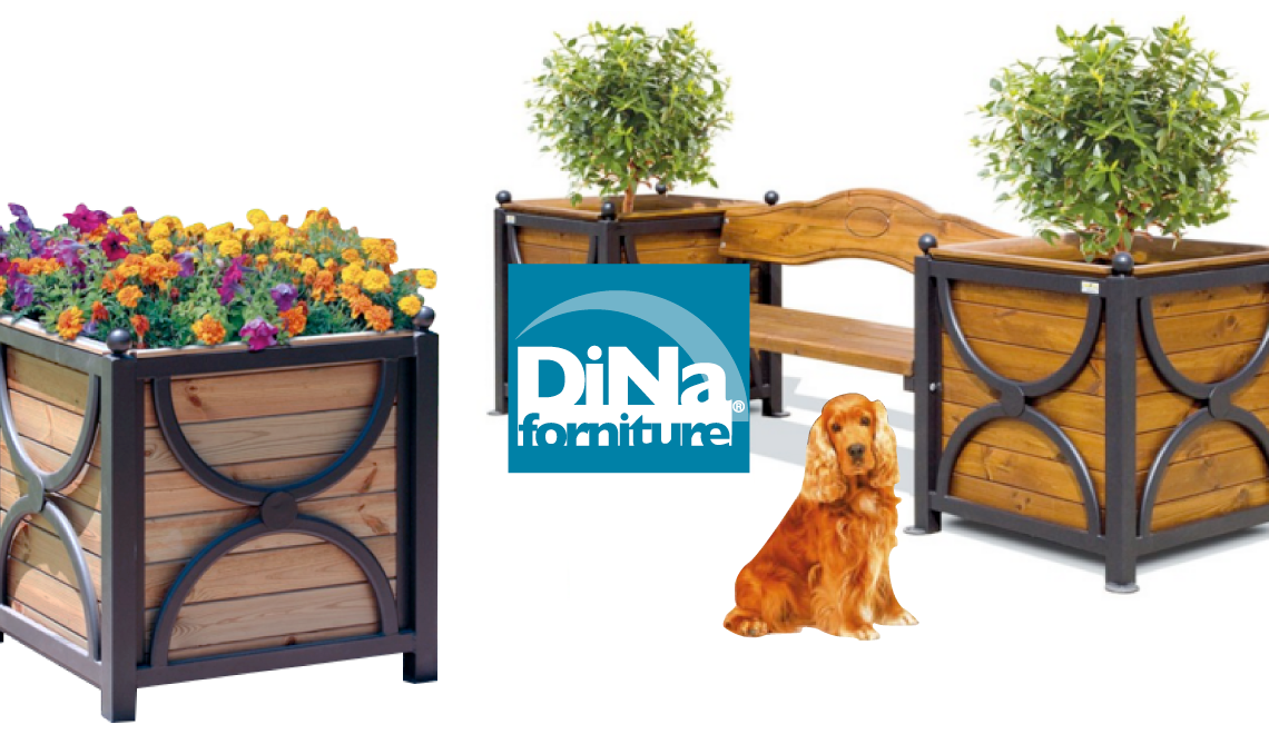 Dina Forniture - fioriere