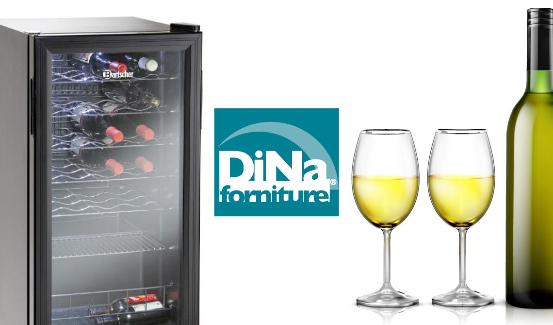 Dina Forniture - cantinetta vini