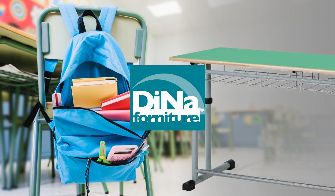 Dina Forniture - Banchi scolastici