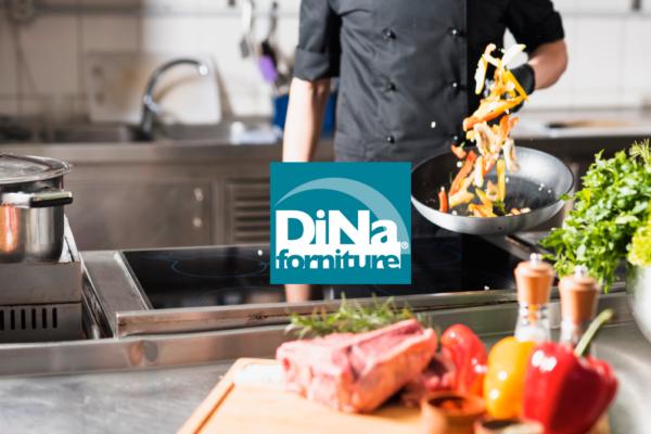 Dina Forniture - cucina professionale