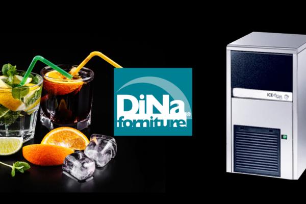 Dina Forniture - produttore del ghiaccio