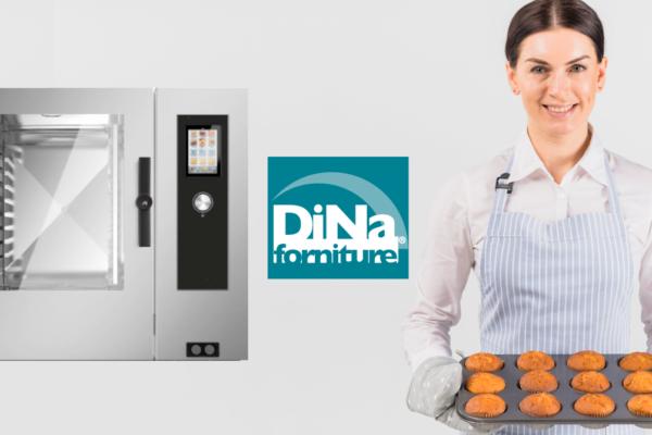 Dina Forniture - Forno a convezione