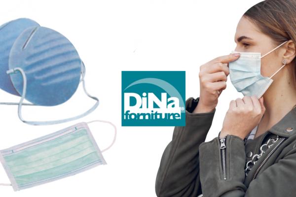 Dina Forniture - Mascherine