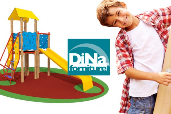 Dina Forniture - giochi da esterno