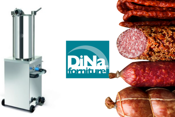 Dina Forniture - Insaccatrice professionale