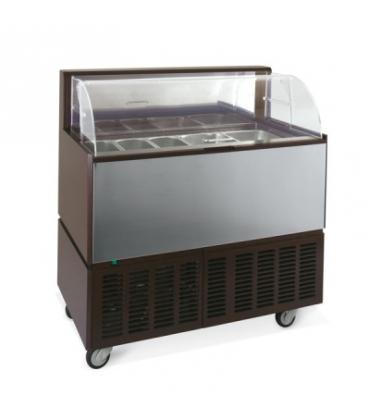 Carrelli per vendita gelato