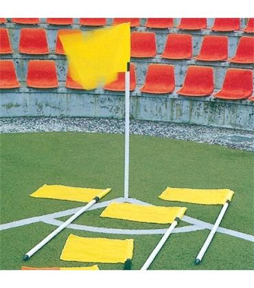 Attrezzatura campi da calcio