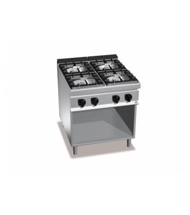 Cucine su mobile a giorno