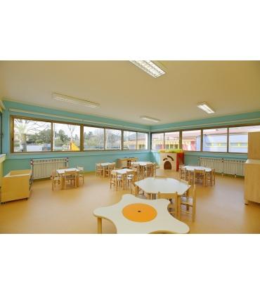 Arredamento ufficio e ospedali arredamento scolastico for Arredamento asilo nido usato
