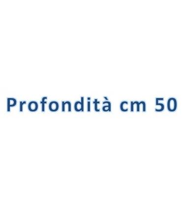 Profondità cm 50