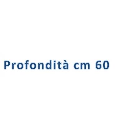Profondità cm 60