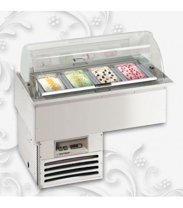Vasche refrigerate per Gelati