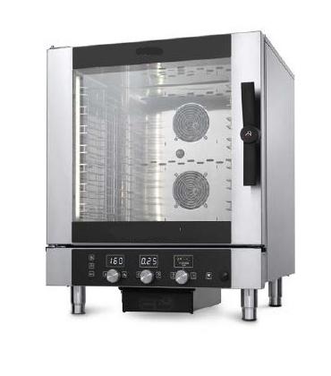 Forni ventilati a convezione pasticceria con umidità o vapore