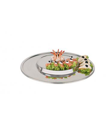 Ciotole, piatti,vassoi e contenitori in acciaio inox