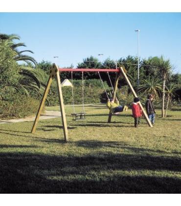 Altalene per bambini parco giochi da giardino per esterno