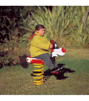 Giochi a molla da giardino e da esterno
