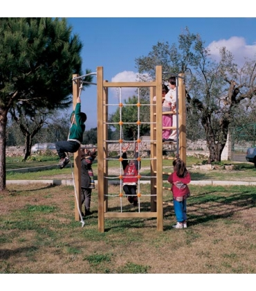 Palestrine per bambini da giardino/da esterno
