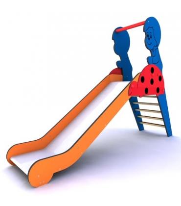 Scivoli parco giochi per bambini da giardino per esterno