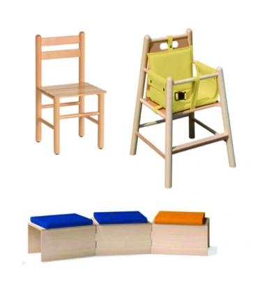 Sedute e panche