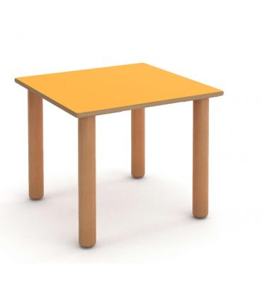 Tavoli in legno dina forniture for Arredamento asilo nido usato