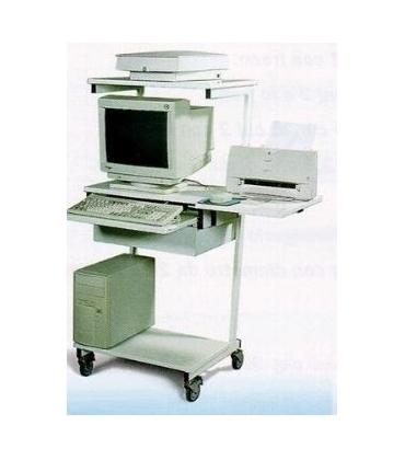 Carrelli porta computer e strumenti