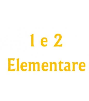 GRADAZIONE 3 - Prima e Seconda Elementare
