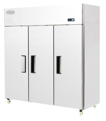 Armadi frigoriferi o congelatori inox 3 porte