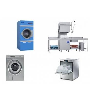 Lavastoviglie professionali /Lavatrici industriali